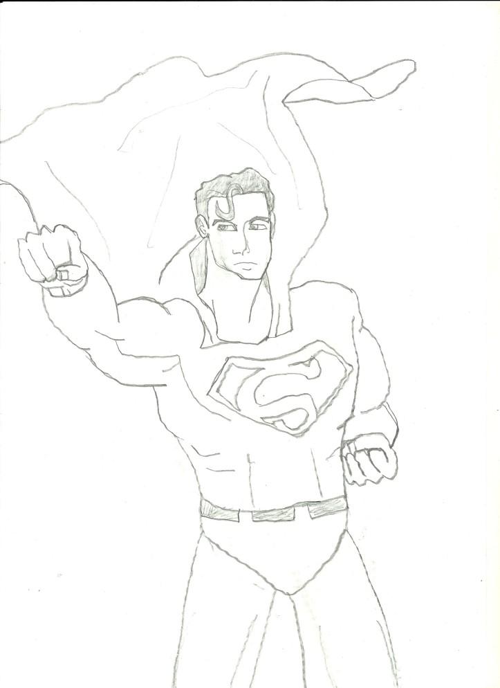 Superman Comixlogia - Bignada Fanadart