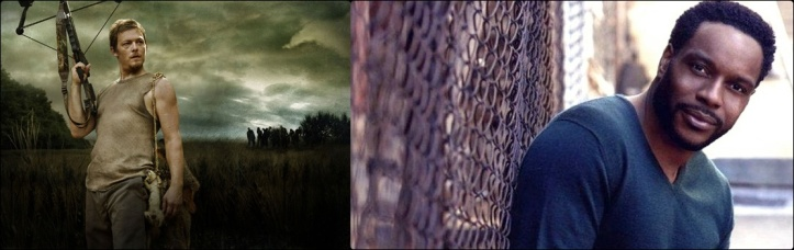The Walking Dead - Daryl Vs. Tyreese