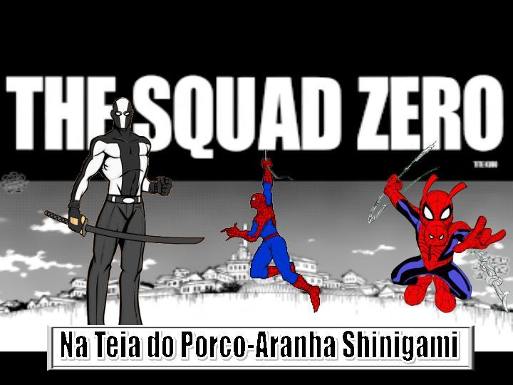 Na Teia do Porco-Aranha Shinigami - Divisão Zero, Fullbringers, Grimmjow, Ishida, Palácio do Rei e... Ichigo
