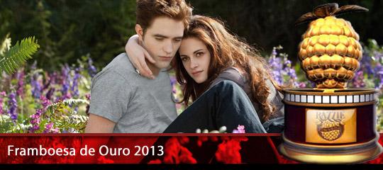 Framboesa de Ouro - 2013