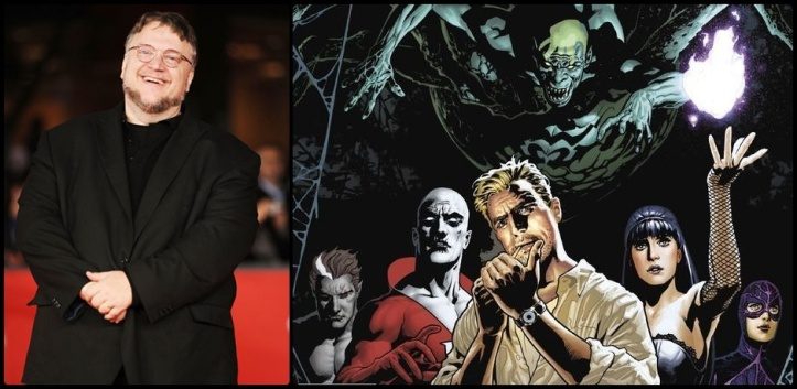 Guilhermo Del Toro+Liga da Justiça Dark=Dark Universe - O Filme