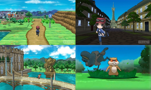 Pokemon X and Pokemon Y - Nintendo 3DS