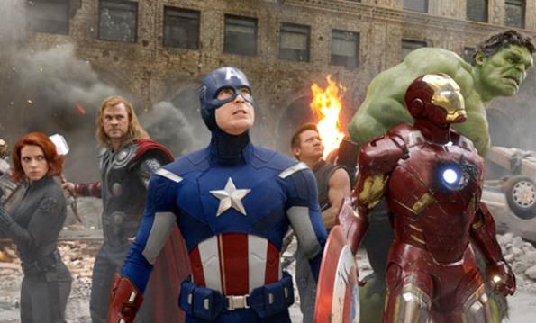 The Avengers - Brasil