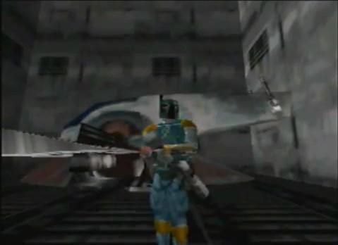 Boba Fett - Shadows of the Empire - Nintendo 64