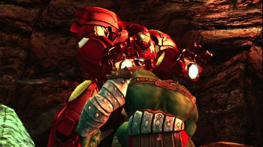 Iron Man with Hulkbuster Vs. World War Hulk