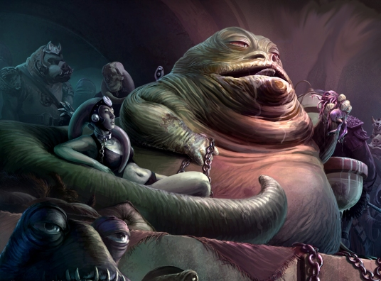 Jabba The Hutt - The Movie