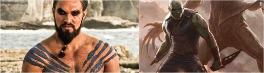 Jason Momoa será Drax, o Destruidor em Guardiões da Galáxia