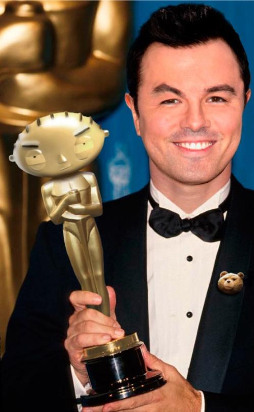Seth Macfarlane - Oscar 2013