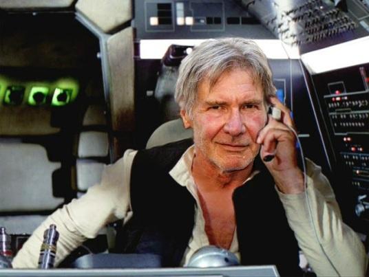 Star Wars - Episode VII - Han Solo Returns - Harrison Ford confirmado para o filme