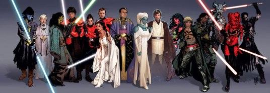 Star Wars - Nova Geração