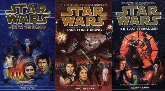 Star Wars - Trilogia de Thrawn