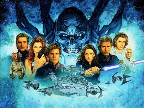 Star Wars - Universo Expandido - Família Skywalker