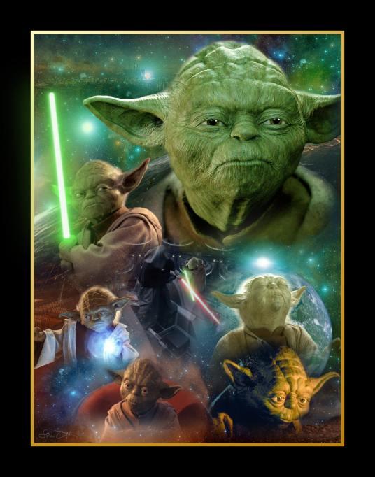 Star Wars - Yoda - The Movie