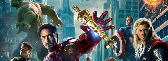 The Avengers - Oscar 2013