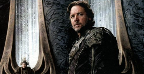 Man of Steel - Empire - Jor-El (Russel Croewe)