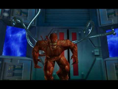 Monster Ock - Chefão do Homem-Aranha do PS1