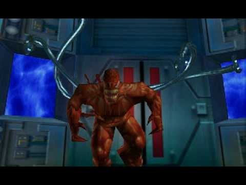 Monster Ock - Chefão do Homem-Aranha do PS1