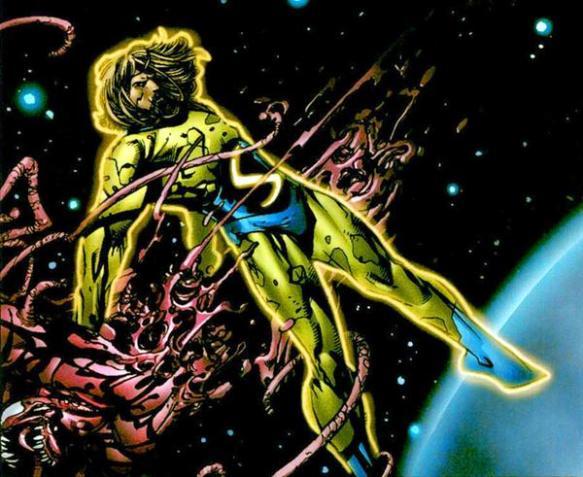 Sentinela mata o Carnificina nos quadrinhos