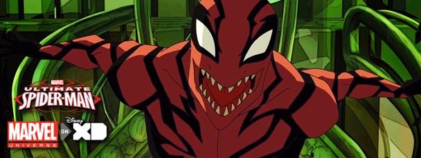 Ultimate Homem-Aranha - Nasce Carnificina