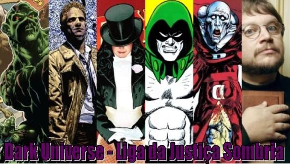 Dark Universe - Liga da Justiça Sombria - Cinema