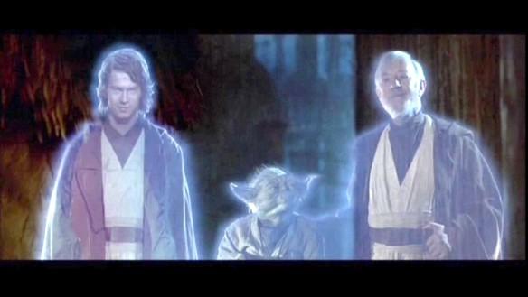 Hayden Christensen - Star Wars - Episódio VI