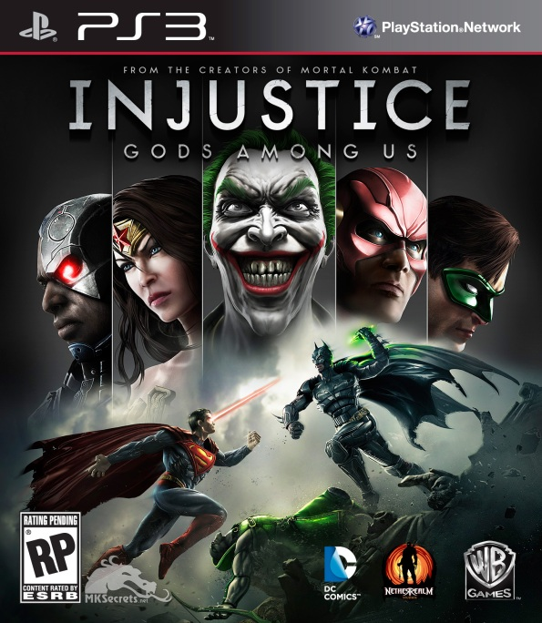 Injustice - Gods Amoung Us
