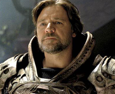Man of Steel - Super Movie Preview - Jor-El