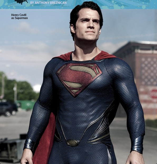 Man of Steel - Super Movie Preview - Superman