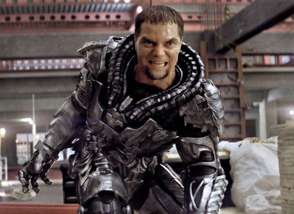 Man of Steel - Super Movie Preview - Zod