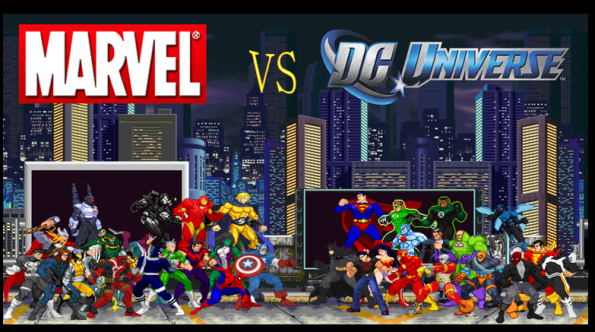 Marvel Vs. DC - The Game