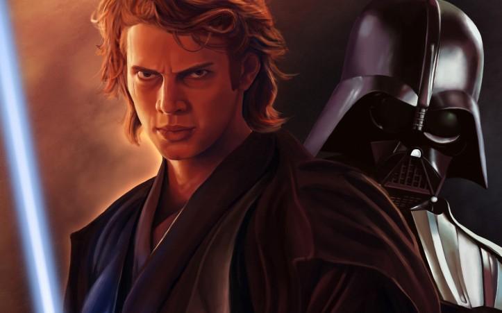 Star Wars - Anakin Skywalker - Darth Vader (Hayden Christensen)
