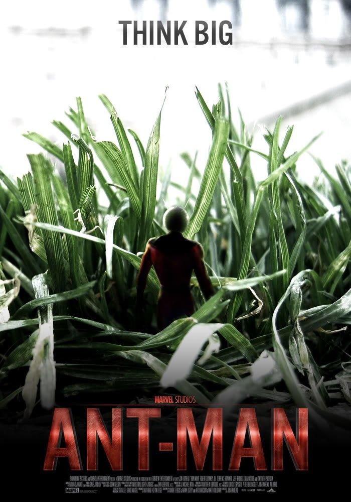 Ant-Man - Fan Poster