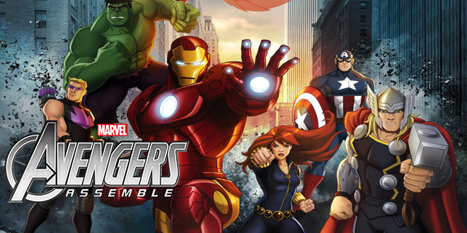 Avengers Assemble - Marvel Disney