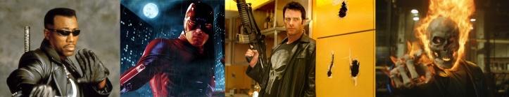Blade, Demolidor, Justiceiro e Motoqueiro Fantasma retornam para Marvel Studios