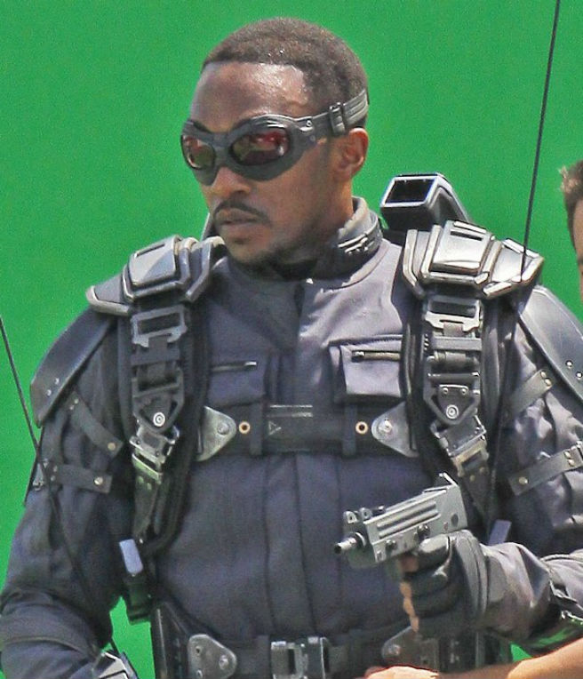 Capitain America - The Winter Soldier - Anthony Mackie - Falcon #04