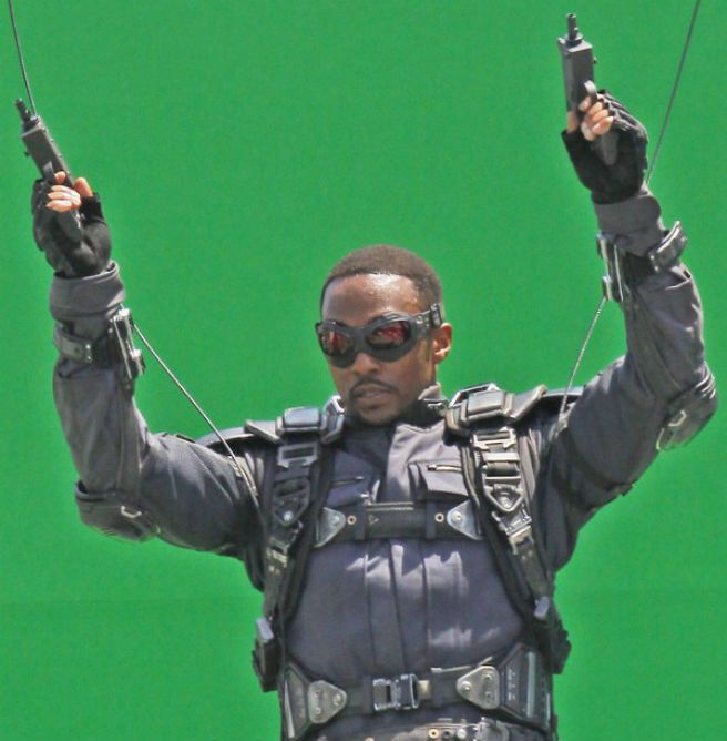 Capitain America - The Winter Soldier - Anthony Mackie - Falcon #05