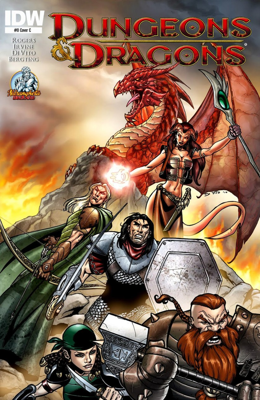 Dungeons and Dragons - Warner