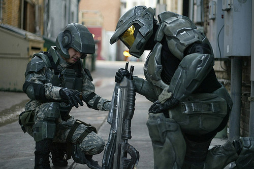 Halo - Live Action Web Serie
