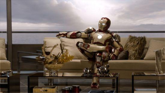 Homem de Ferro confirmado para Vingadores 2