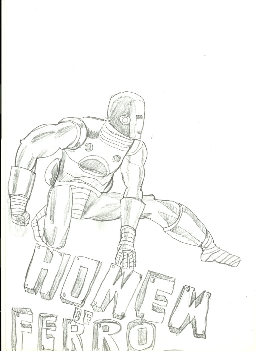 Homem de Ferro - Grandes Heróis Marvel 02