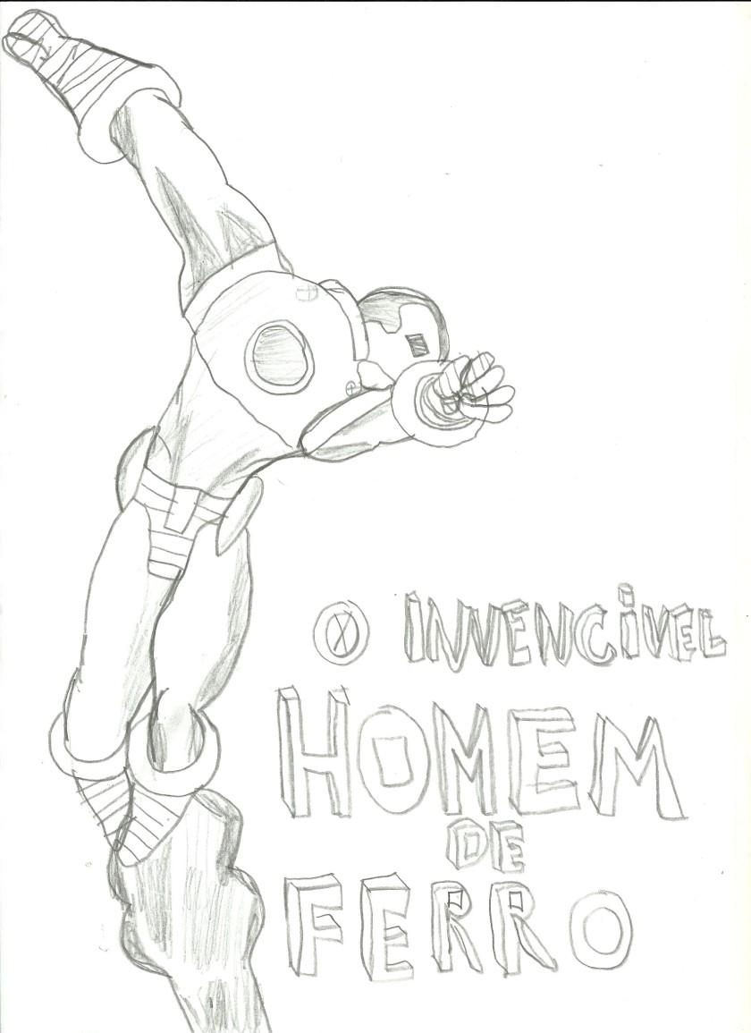 Homem de Ferro - Grandes Heróis Marvel 03
