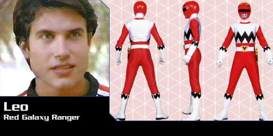 Leo - Red Galaxy Ranger