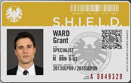Marvel Agents of S.H.I.E.L;D. - Grant Ward