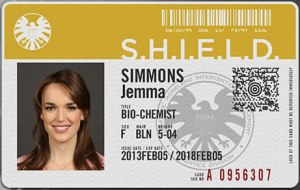 Marvel Agents of S.H.I.E.L;D. - Jemma Simmons