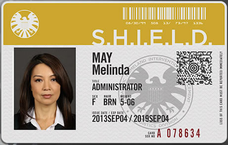 Marvel Agents of S.H.I.E.L;D. - Melinda May