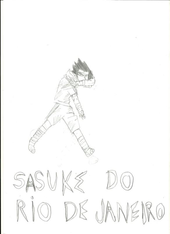 Sasuke do Rio de Janeiro