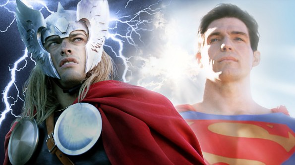 Superman Vs. Thor - Super Power Beat Down - Episódio 07