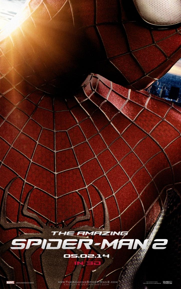 The Amazing Spider-Man 2 - 05.02.2014