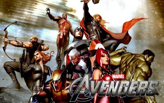 The Avengers 2 - Mercúrio e Feiticeira Escarlate