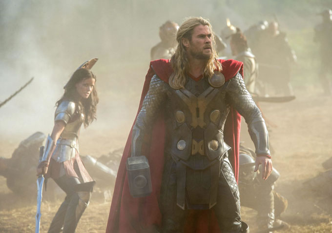 Thor - The Dark World - A Guerra dos Elfos Negros